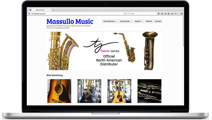 Massullo Music Project